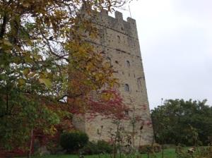 Il Castello di Porciano
