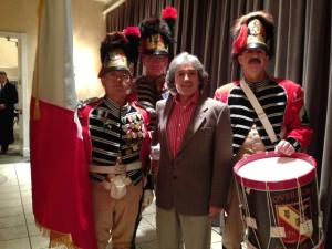 Luigi Solimeo partecipa alla Festa Siciliana
