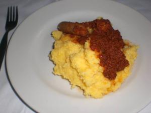 piatto polenta