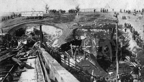 Il Ctim presente a Monongah: 110mo anniversario della tragediamineraria