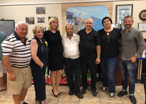 Foto Arcobelli and Italians in North Central Florida